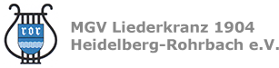 Liederkranz Rohrbach Logo